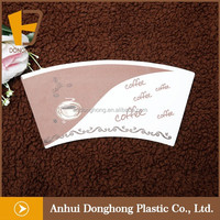 wood pulp PE coated paper cup raw material in roll