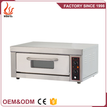 Wiberda Mini Smart Stainless Steel portable bread cake bakery Convection gas or electrical single deck kitchen pizza ovens