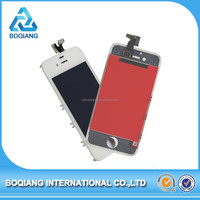 China top ten selling products for iphone 4s lcd assembly black,cheap price,AAA quality