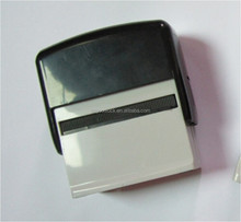Rubber ID guard stamp/Mini selk-inking machine