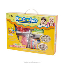 New Magic Moon Sand With Tools Toys