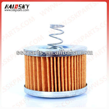 HAISSKY HAIOSKY motorcycle parts spare motorcycle oil filter fuel filter air filter