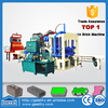 latest technology qt4-20c brick making machine exporter/concrete brick form mold