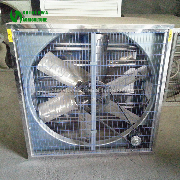 High Quality China Greenhouse/Poultry House/Workshop Cooling Fan