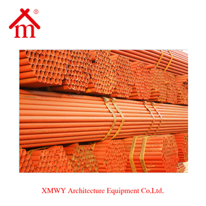 New Experience China Supplier Galvanized Seamless ERW Steel Pipes