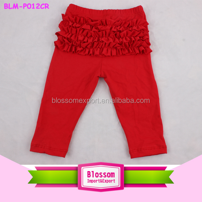 2015 new arrival Baby Leggings mix color solid Baby pajama Pants