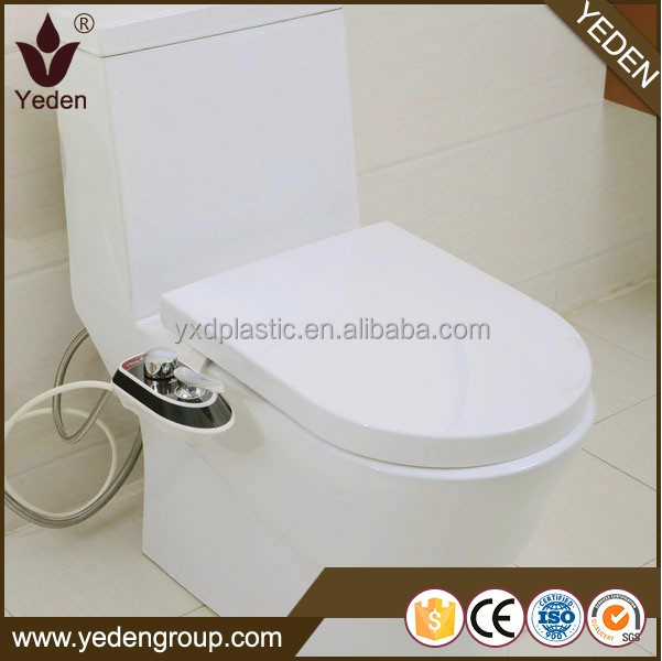 Yeden non-electric mechanical cold water toilet seat bidet designed in <strong>germany</strong>