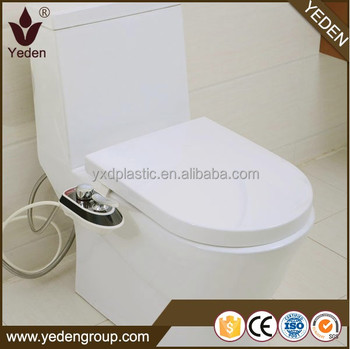 Yeden non-electric mechanical cold water toilet seat bidet designed in germany