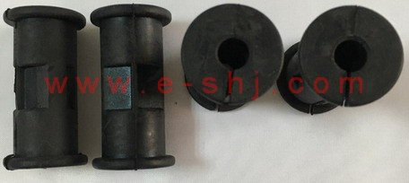 Rubber Grommets, Barrel Cushions for feeder, coax, coaxial, optical fiber cables