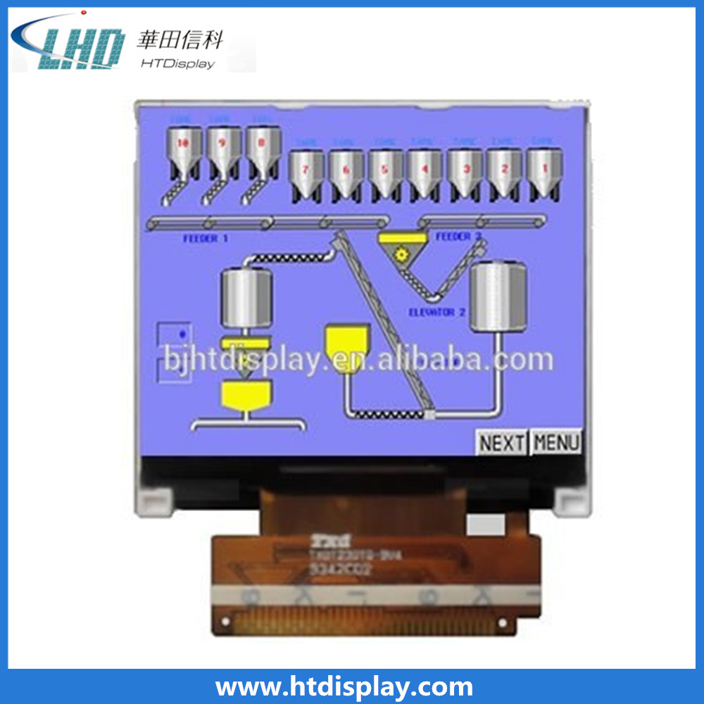 2.3 inch 320(RGB)*240 Parallel Interface TFT Transmissive