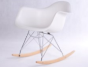 modern cheap outdoor plastic rocking relaxing chair