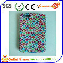 Round dot printting design phone case