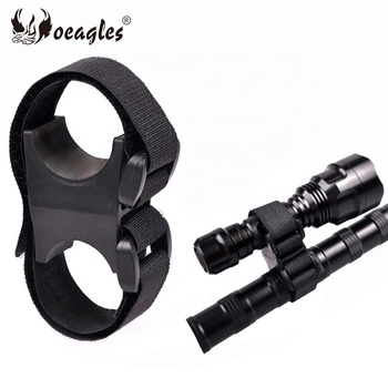 Multifunction Adjustable Laser Sight Bike Mount Holder Tactical Flashlight Mount