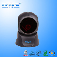 SINMARK SK-7120 top quality small laser china barcode scanner qr code scanner usb