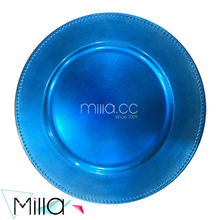 Cheap plastic dinner plate for wedding party