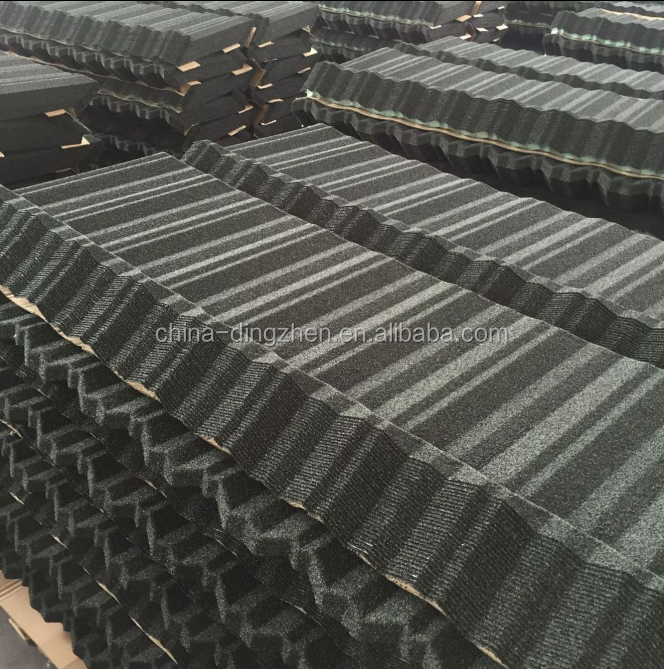 Nigeria roof tiles for Sale Fiber Cement Roof Tile