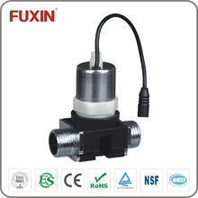 auto infrared sensor sanitary parts flow control plastic 6v water plastic solenoid power valve 1/2 inch