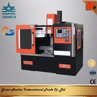 Hobby vertical milling 4 axis cnc machine