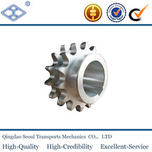 OEM industrial steel casting transmission roller chain and plate wheel drive idler sprockets wheel gear 1/2 x 5/16""