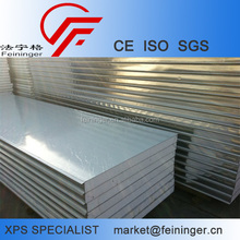 extruded polystyrene steel sandwich panel indonesia