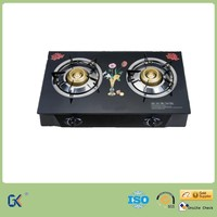 High Quality Automatic Ignition 2 Beehive Burner Gas Stove