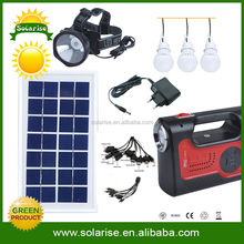 2015 Top Sale special 20w solar generator system