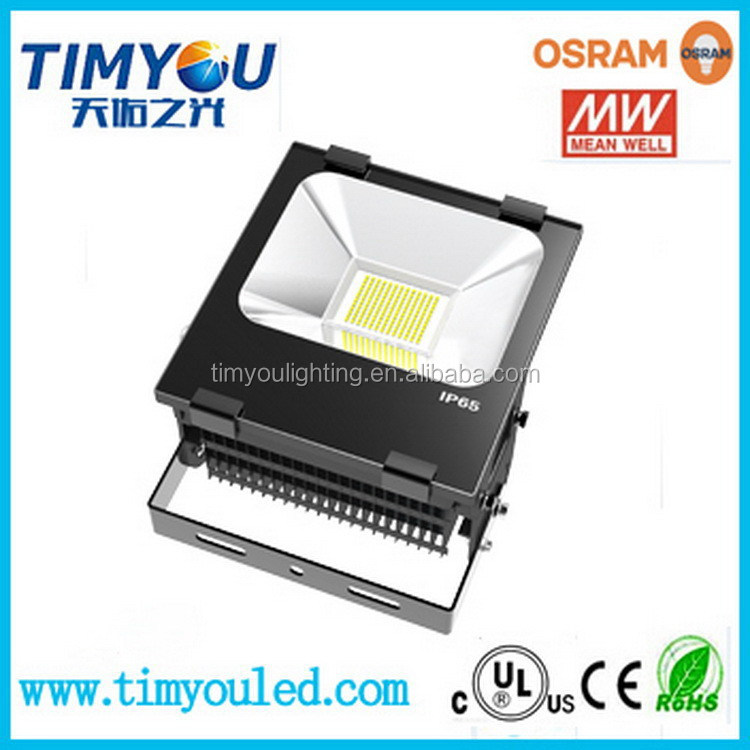 Projector LED Light Waterproof IP65 85lm/w 30w led floodlight