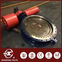 BW lug high pressure butterfly valve oil