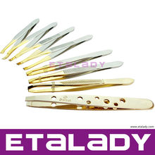 Eyebrow Plucking Professional Eyebrow Tweezer Cute Beautiful Girl German Tweezers Factory