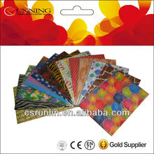 various design MG/ MF printed tissue paper