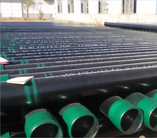 Oil well drilling tubing and casing pipe made by Chinese manufacturer