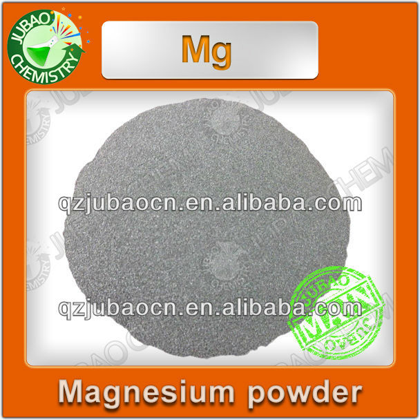99.8% Industrial Pure Magnesium Powder For Fireworks