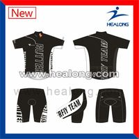 Healong Custom Made Crew Neck 2013 Pro Team Cycling Wears