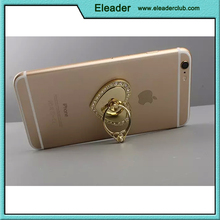 sweet heart shape metal luxury holder for iphone