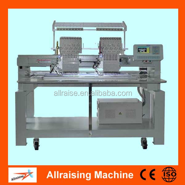 China Double Heads Computerized Embroidery Machine Price