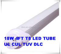 New Product High Brightness 18w t8 led plant grow light tube