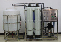 Hot Selling 0.5tph Reverse Osmosis Water Purification Plant Cost