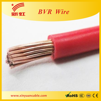 wholesale electric cable flexible electrical cable wire 10mm/BVR Type
