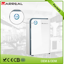 delicate colors germicidal UV lamp lastest ionizer air purifier
