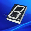 "cc ca super red 1.5"" single digit 7 segment led display 1.5 inch"