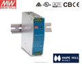 Original MeanWell 120W Industrial DIN RAIL Power Supply 12V 6.3A SMPS NDR-120-12 Slim and Economical