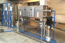 2000L/H Drinking Water RO Purification System