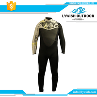 Different kinds of 7 mil wetsuit top