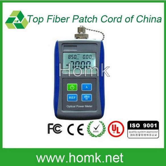 Selling Well HK-380 Fiber Optic Power Meter HK-390 Optical Light <strong>Source</strong>