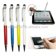 Multi-function Stylus Crystal Pen Touch Screens Pen