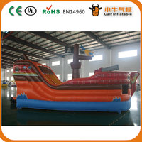 Factory Popular top quality kids plastic inflatable castle bouncer for sale