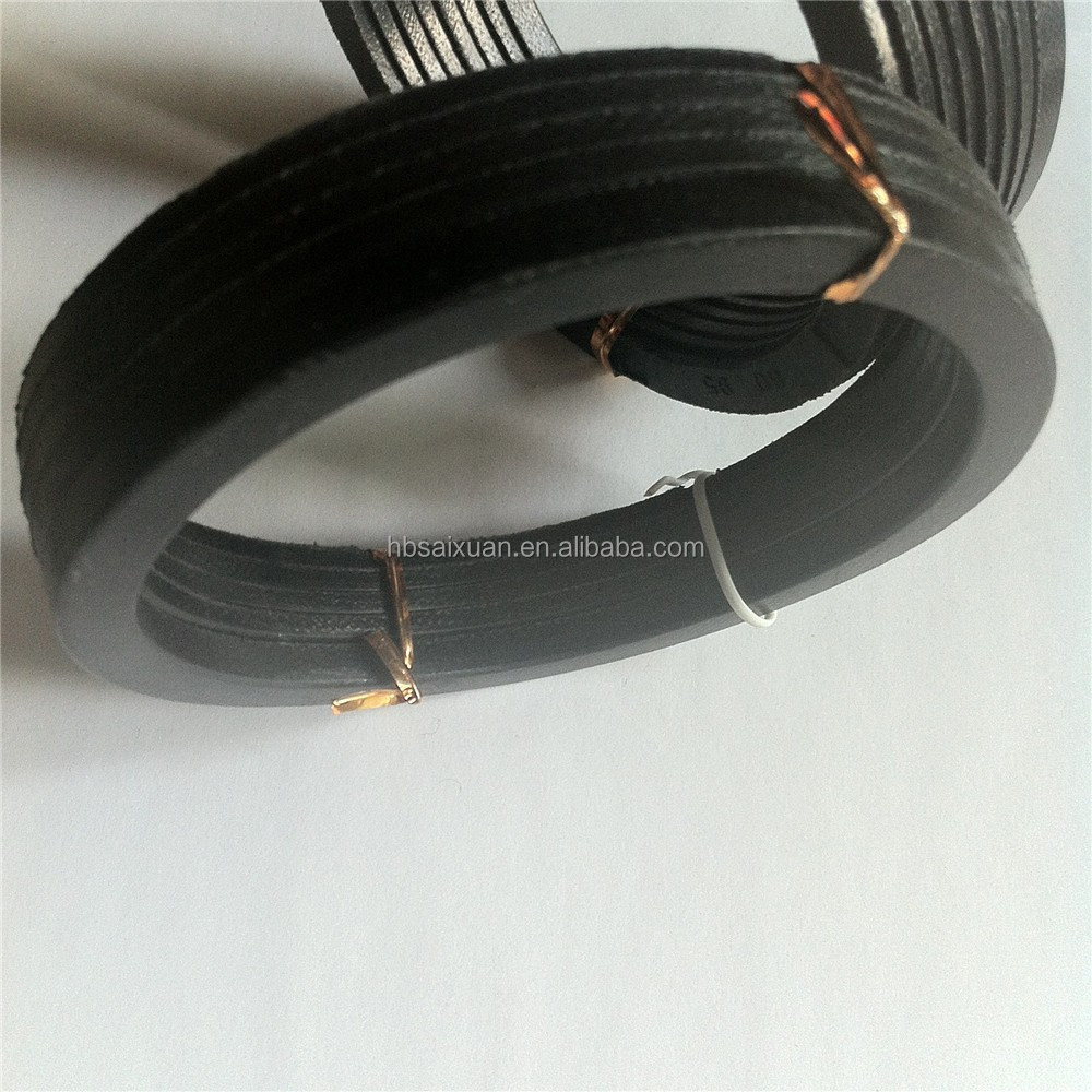 truck shaft seal/ shaft V packing seals/ transmission shaft v seal