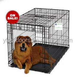 New design iron dog cage crates