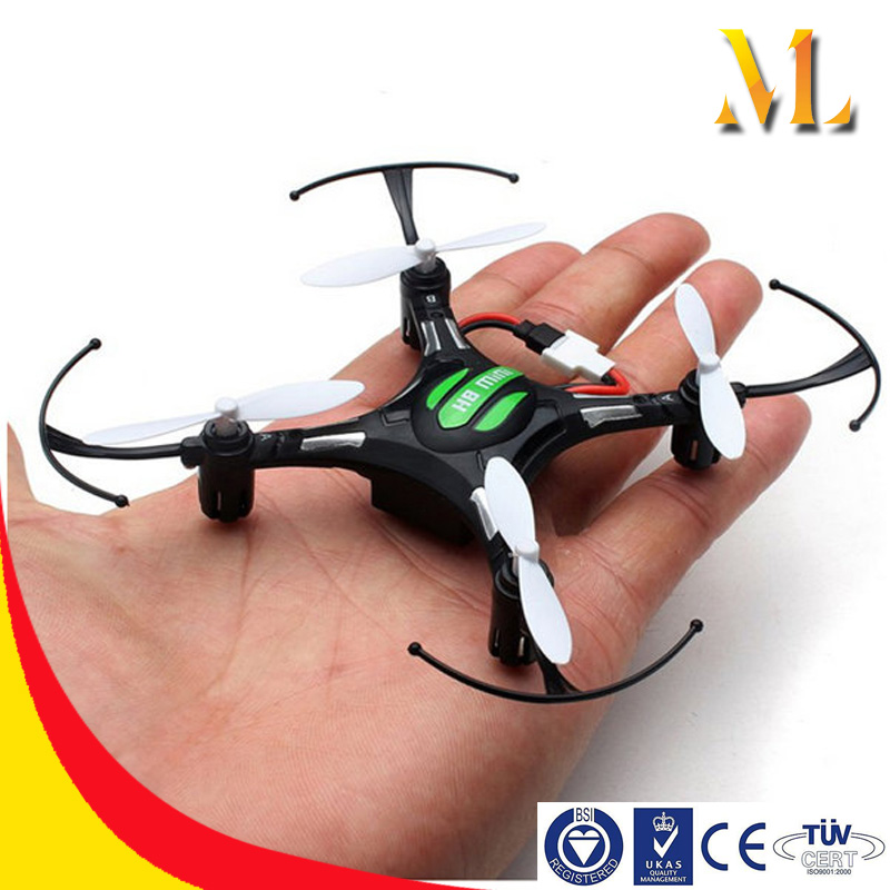 2016 New Headless RC helicopter Mode 2.4G 4CH 6 Axle Quadcopter control drone toy for 14+ age