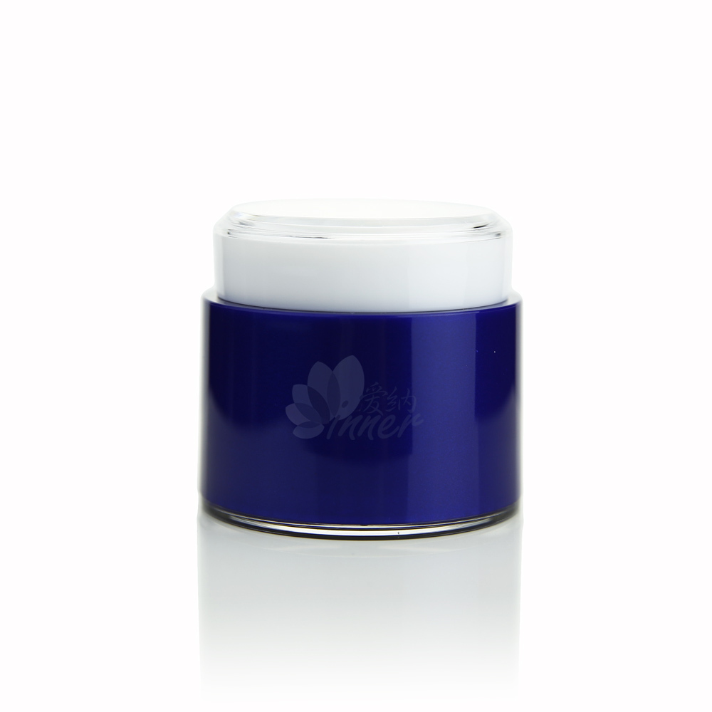 50/100g PP cosmetic cream jar